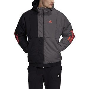 [FT2445] Back to Sport Insulated Hooded Jacket